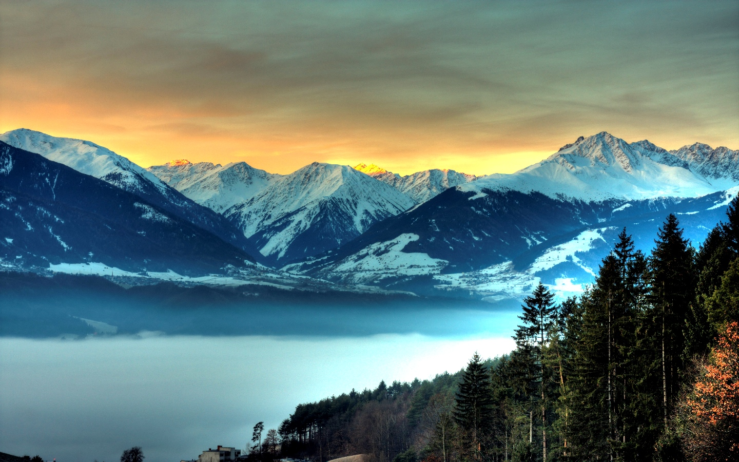 awesome nature wallpapers winter - photo #14
