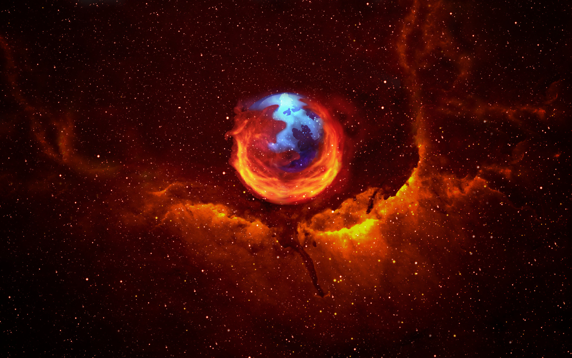 Firefox Wallpaper Set 1
