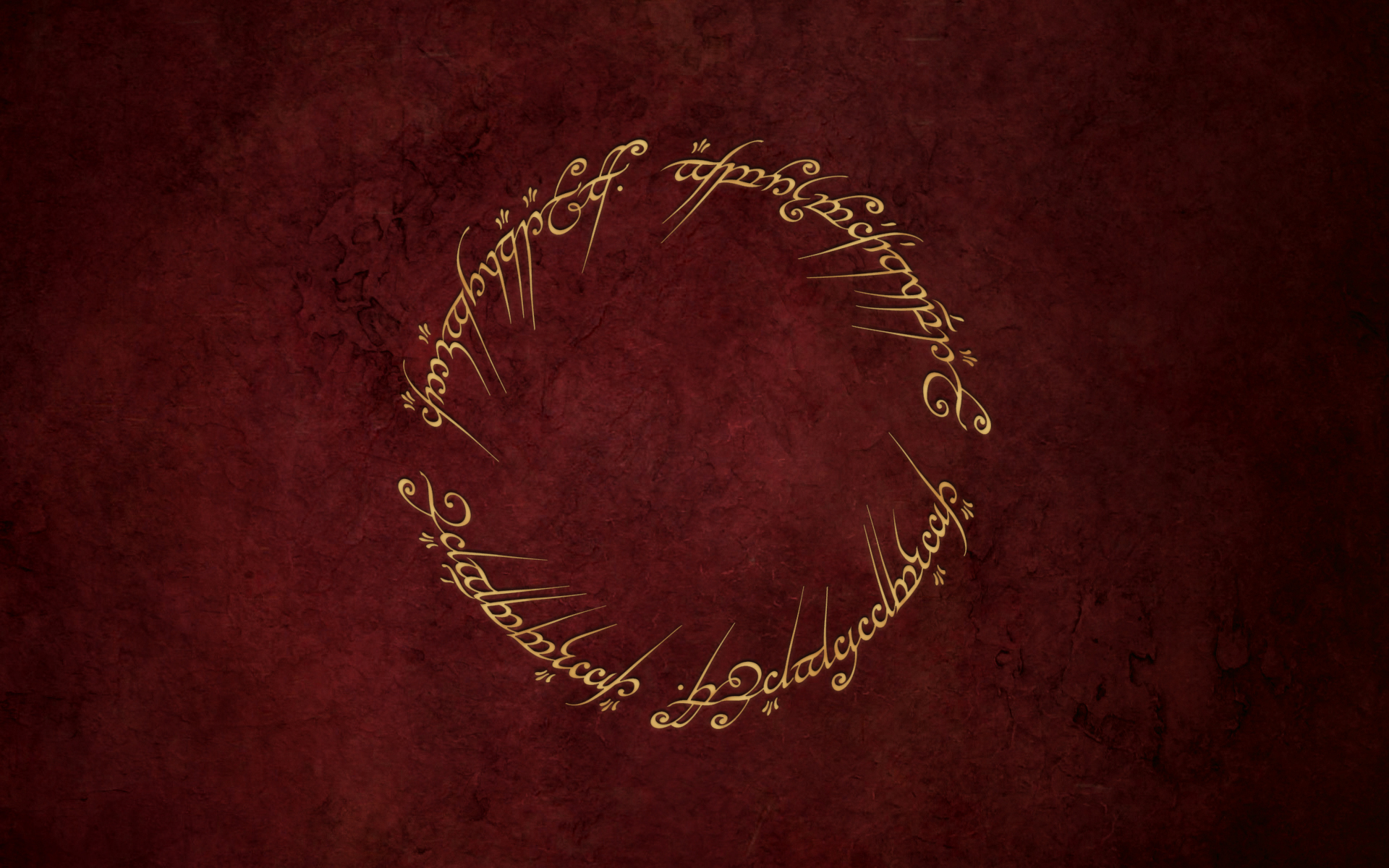wallpapers room com   one ring red by louiemantia 1920x1200 Wallpaper room com