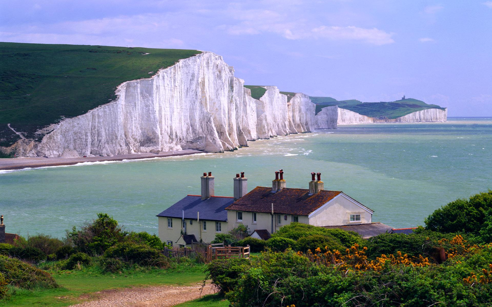 Купить участок на скале с видом на море в европе