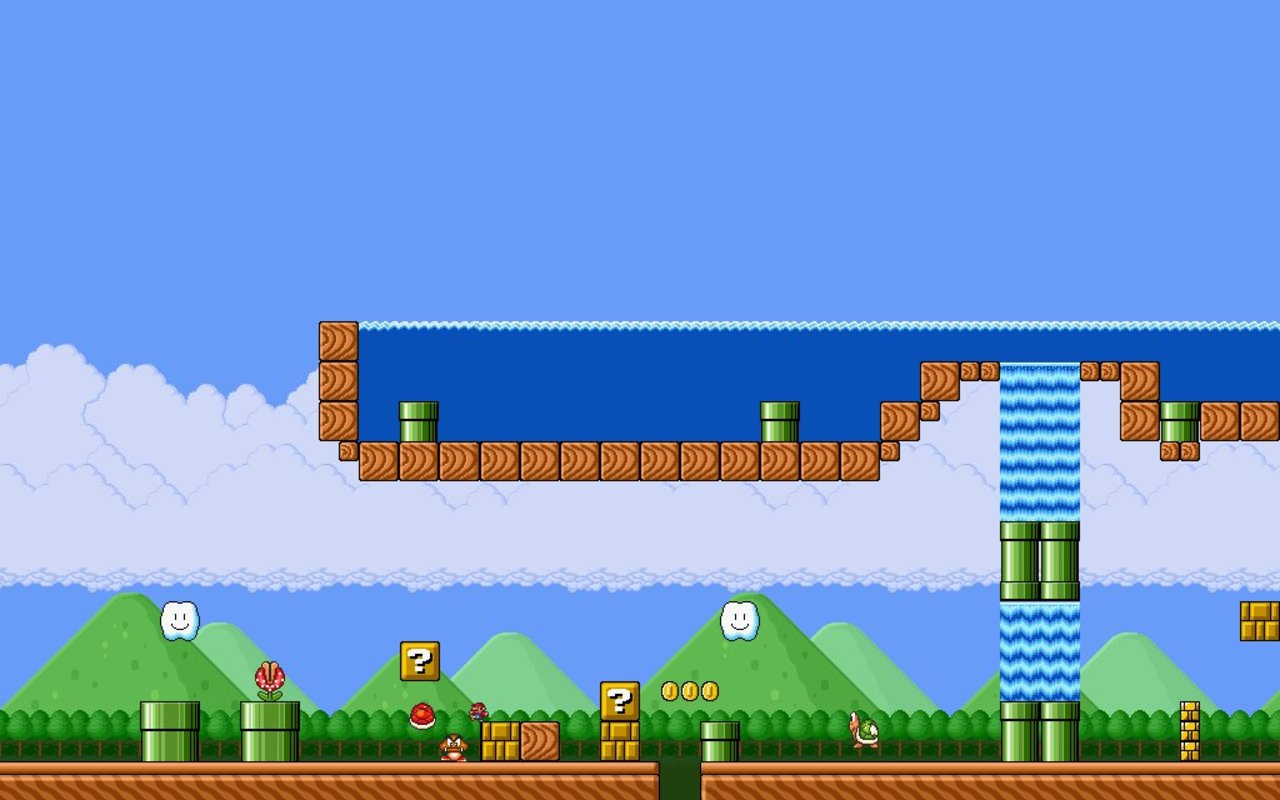 super mario bros. « awesome wallpapers