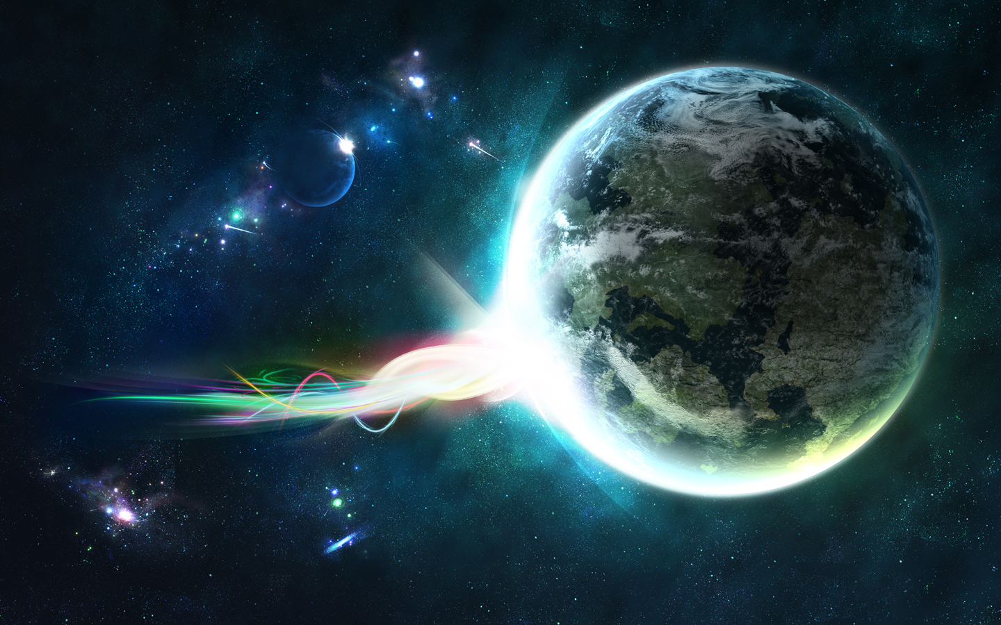 Space/Fantasy Wallpaper Set 4 « Awesome Wallpapers