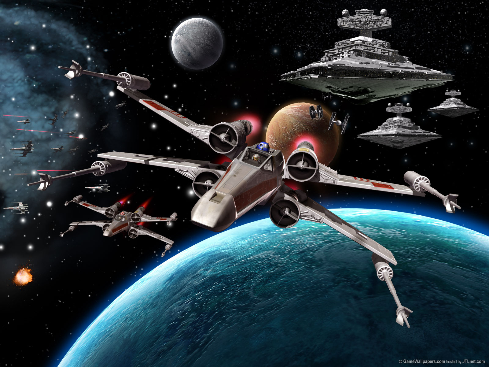 Star Wars Wallpaper Set 3 Awesome Wallpapers