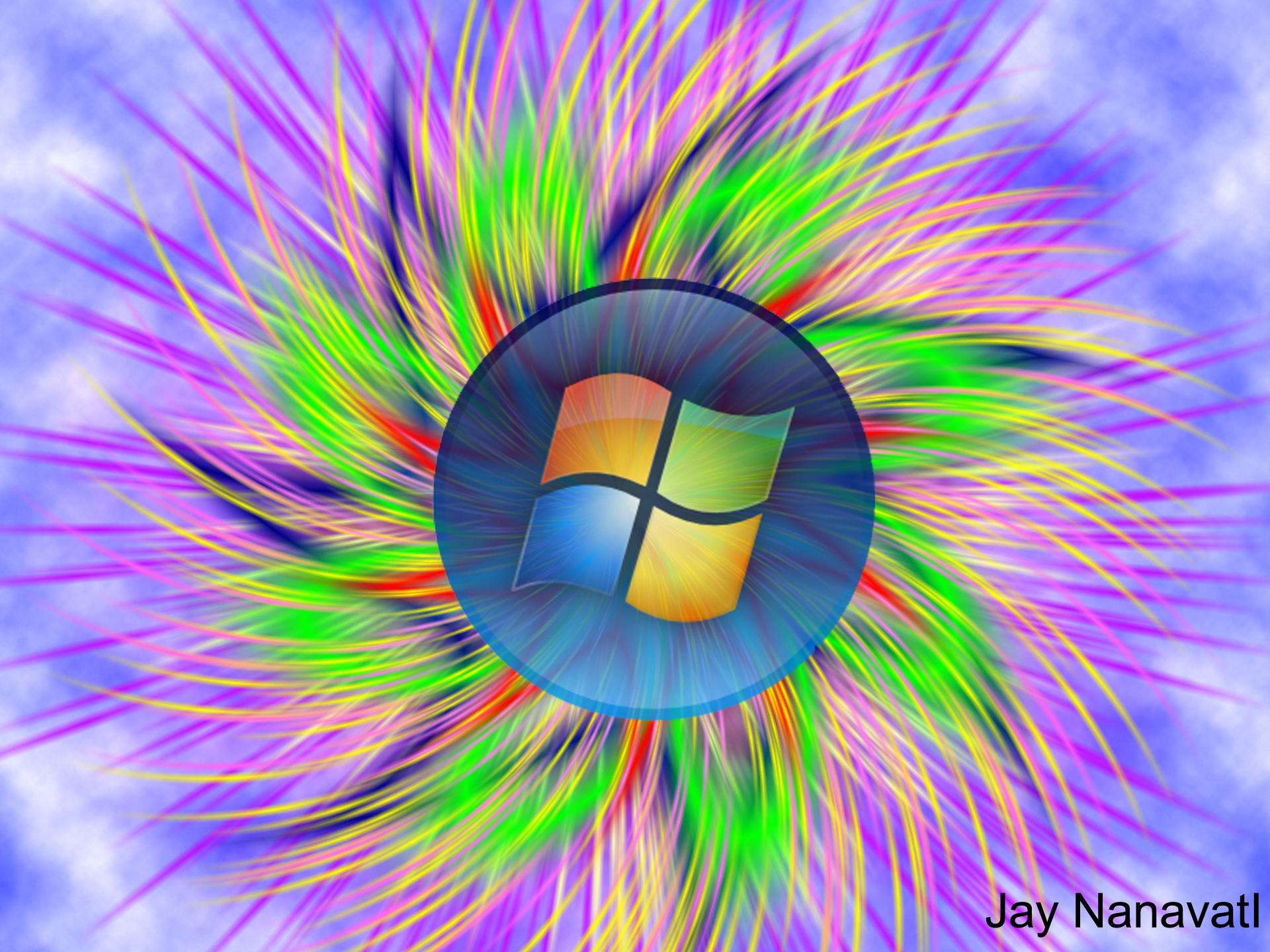 how to set wallpaper windows 7