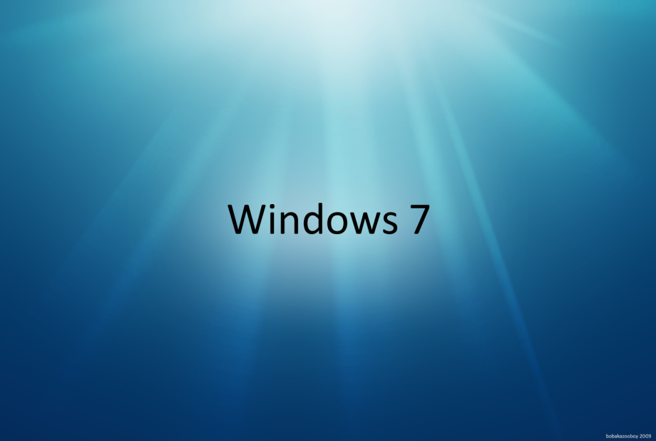 windows seven startup wallpaper 1440 x 900