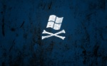 windows pirate blue