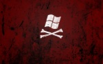 windows pirate red