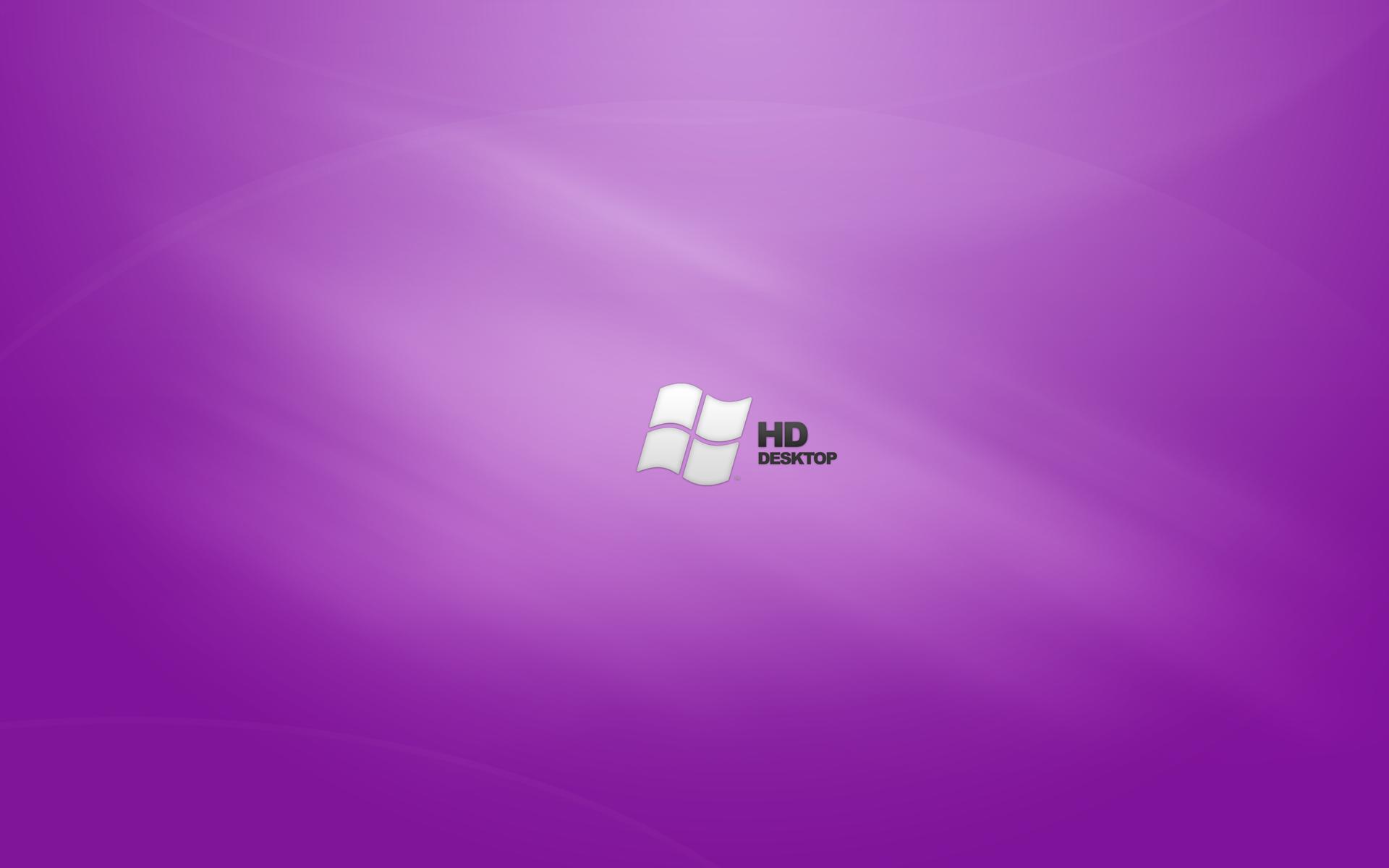 Windows Desktop Wallpaper Vista Purple 1920x1200