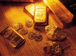 The_financial_crisis_Wallpaper_Gold_Gold_bars_and_stones_013929_