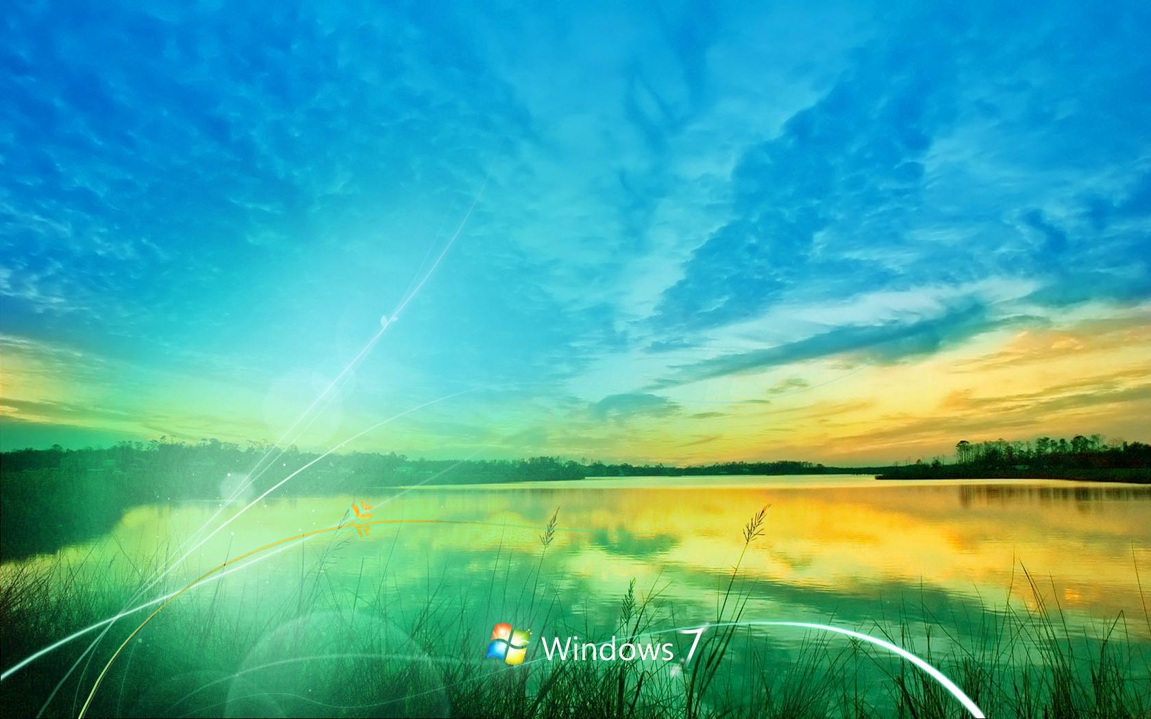Desktop PC Wallpapers Windows 7 Seven Wallpaper Set 14
