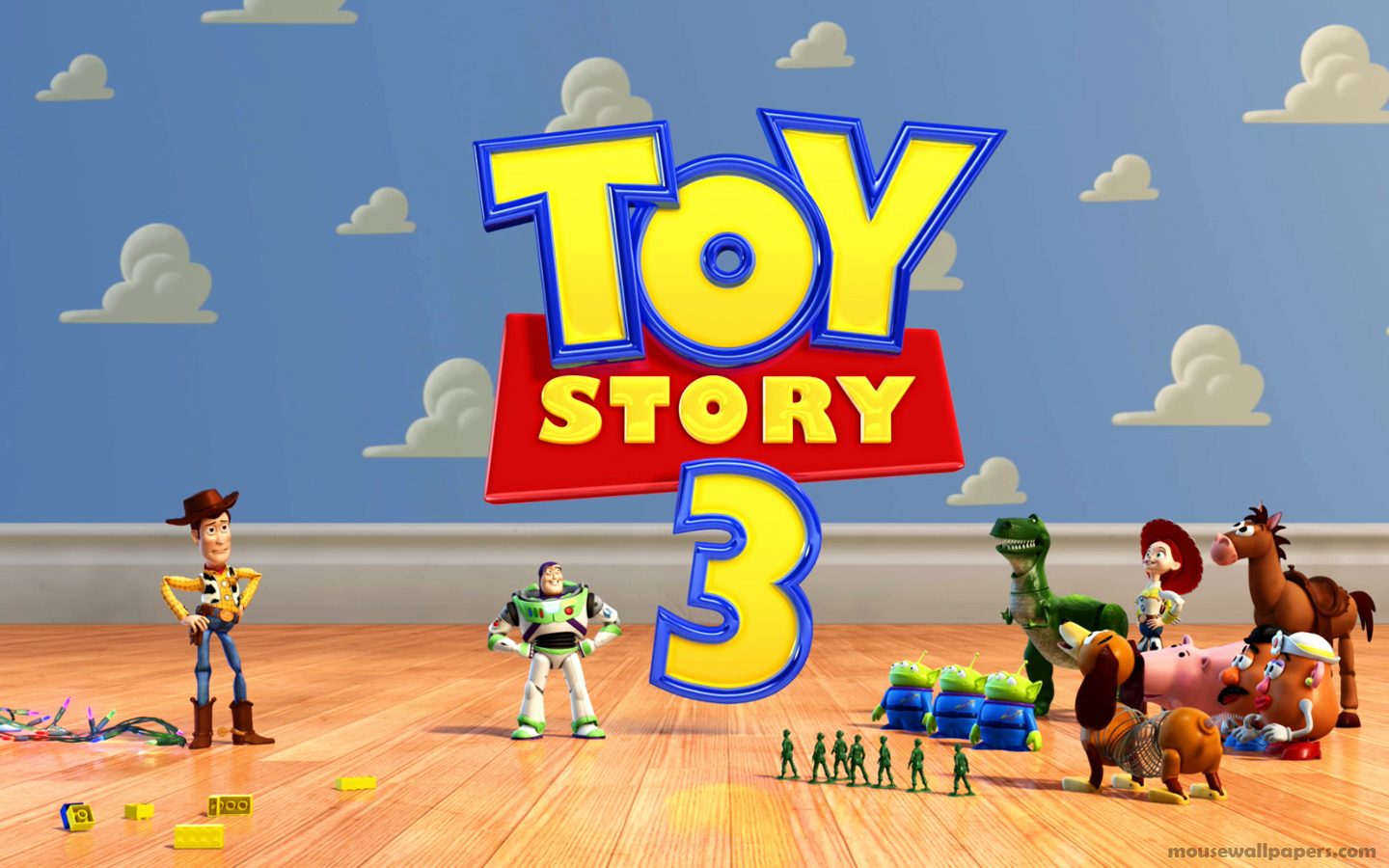Toy Story 3 « Awesome Wallpapers