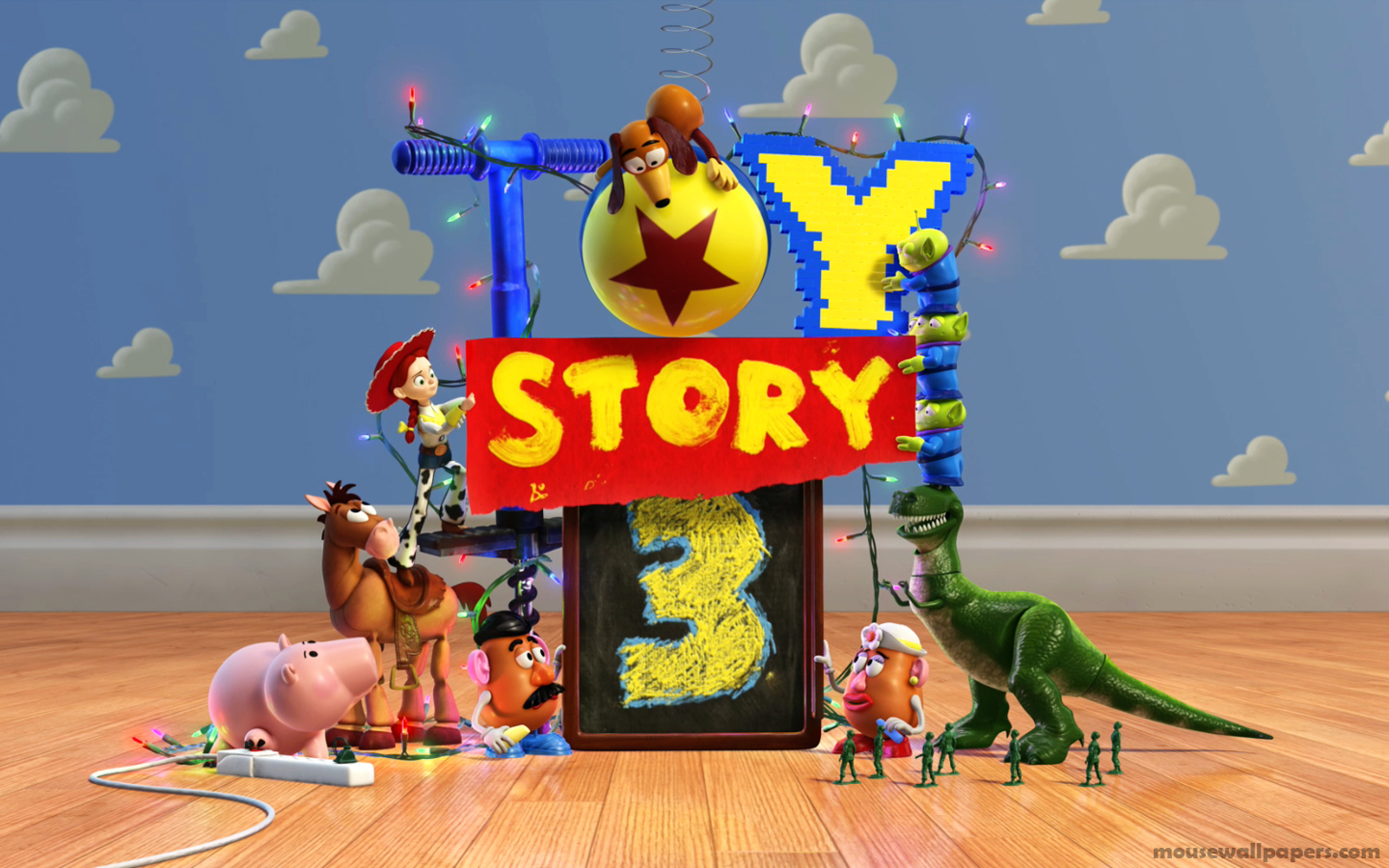 Toy Story Toys : Toy story « awesome wallpapers