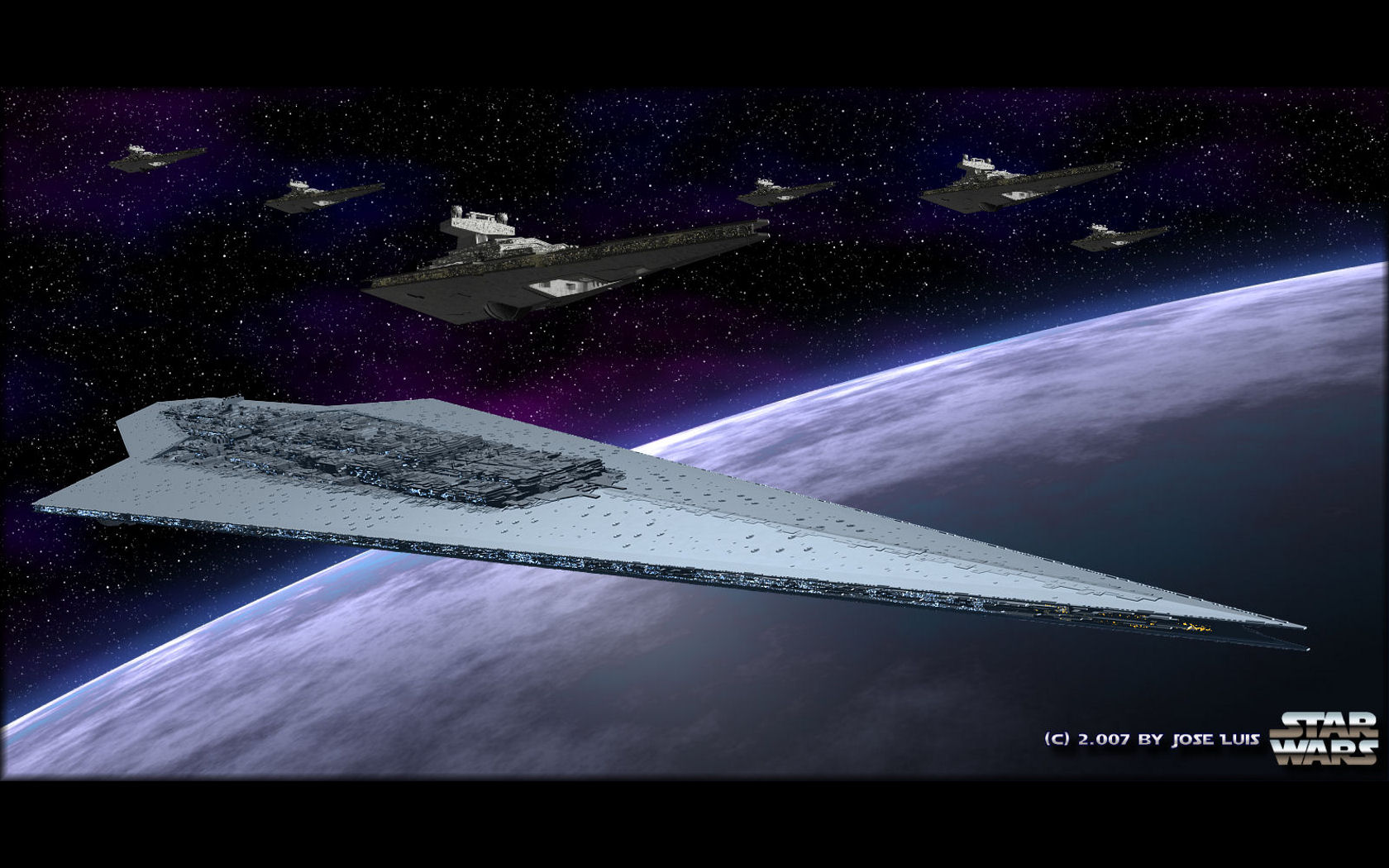 Star wars wallpaper set 7 awesome wallpapers - Star wars wallpaper ...