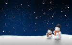 vladstudio_snowmansnowchild_1440x900