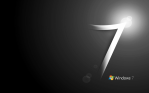 Windows 7 Black WLogo