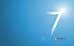 Windows 7 Blue WLogo