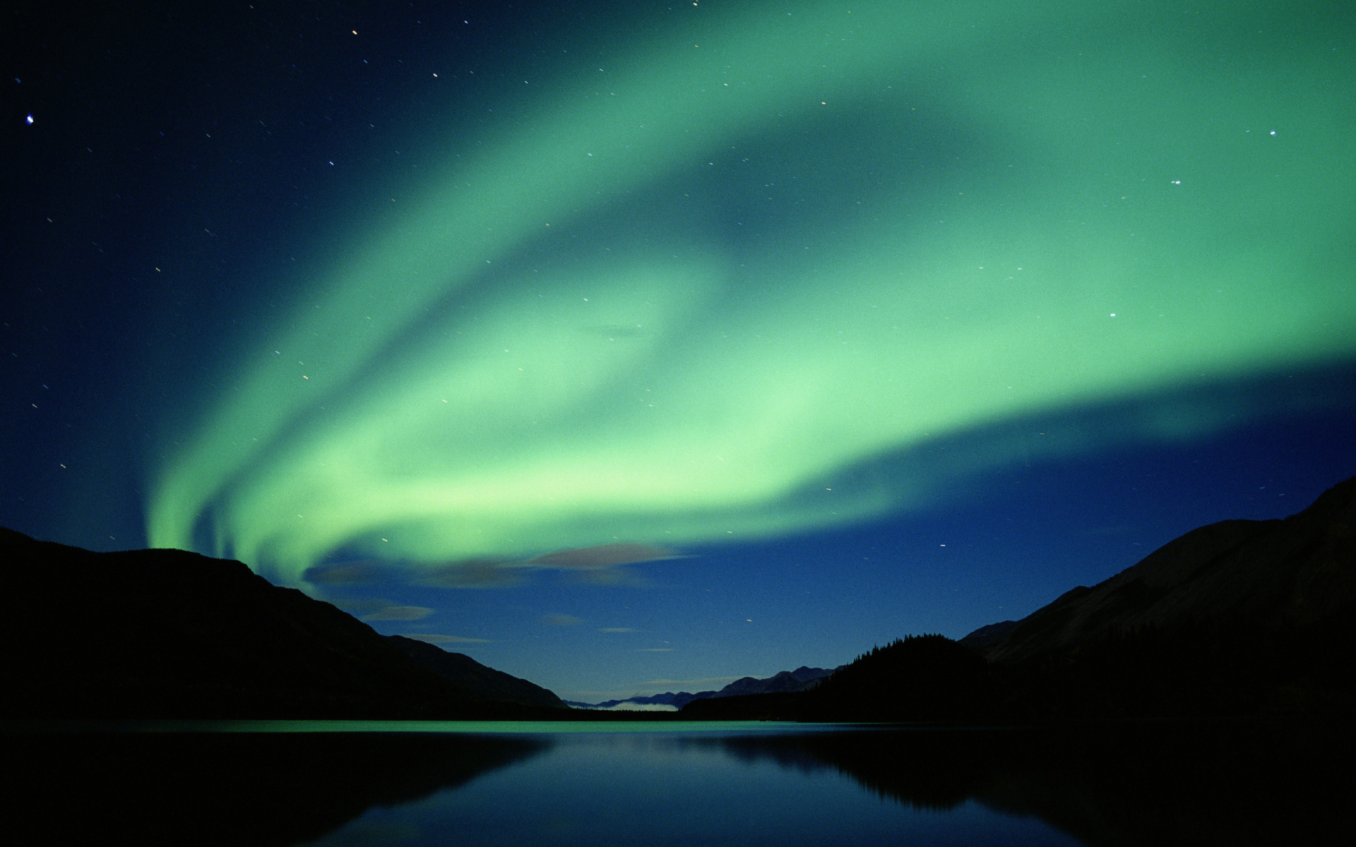 The aurora borealis in the skies over Hammerfest, Norway | HD ...