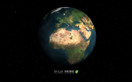 Linux-Mint-Earth-2560x1600
