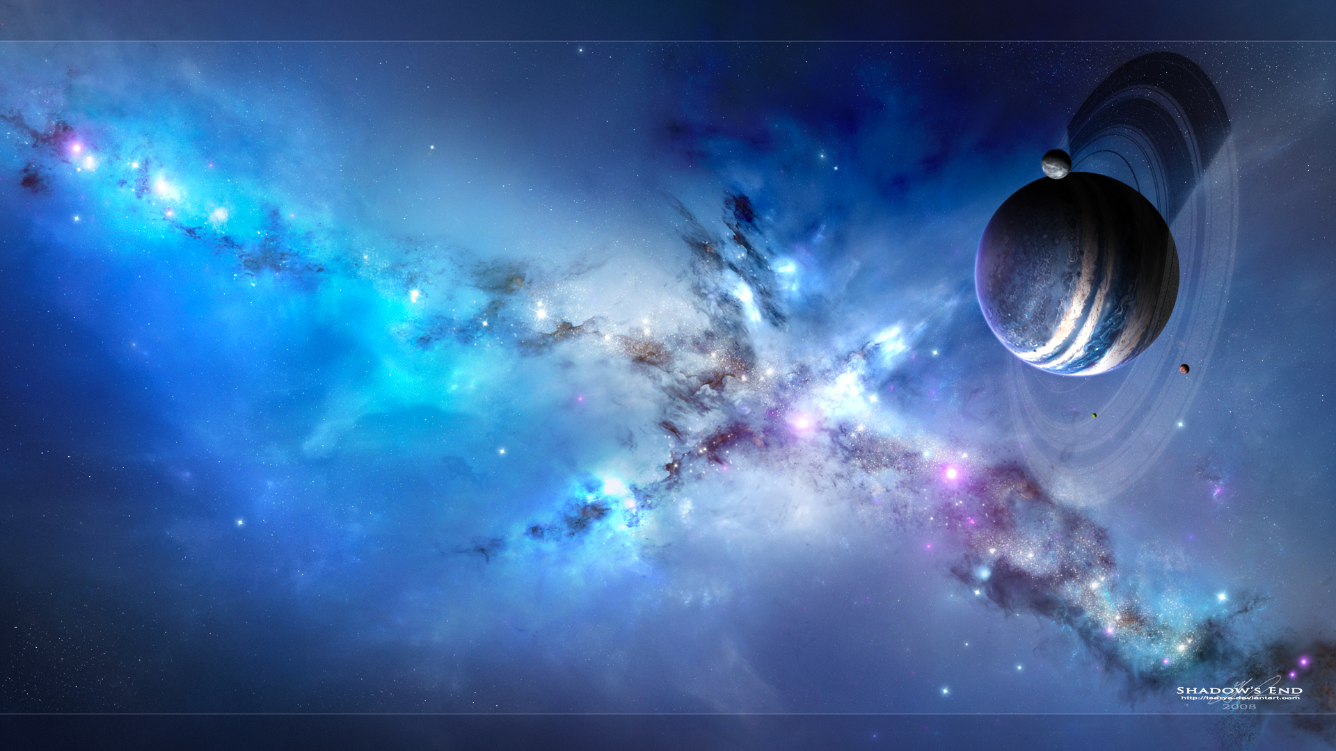 Space/Fantasy Wallpaper Set 32 « Awesome Wallpapers