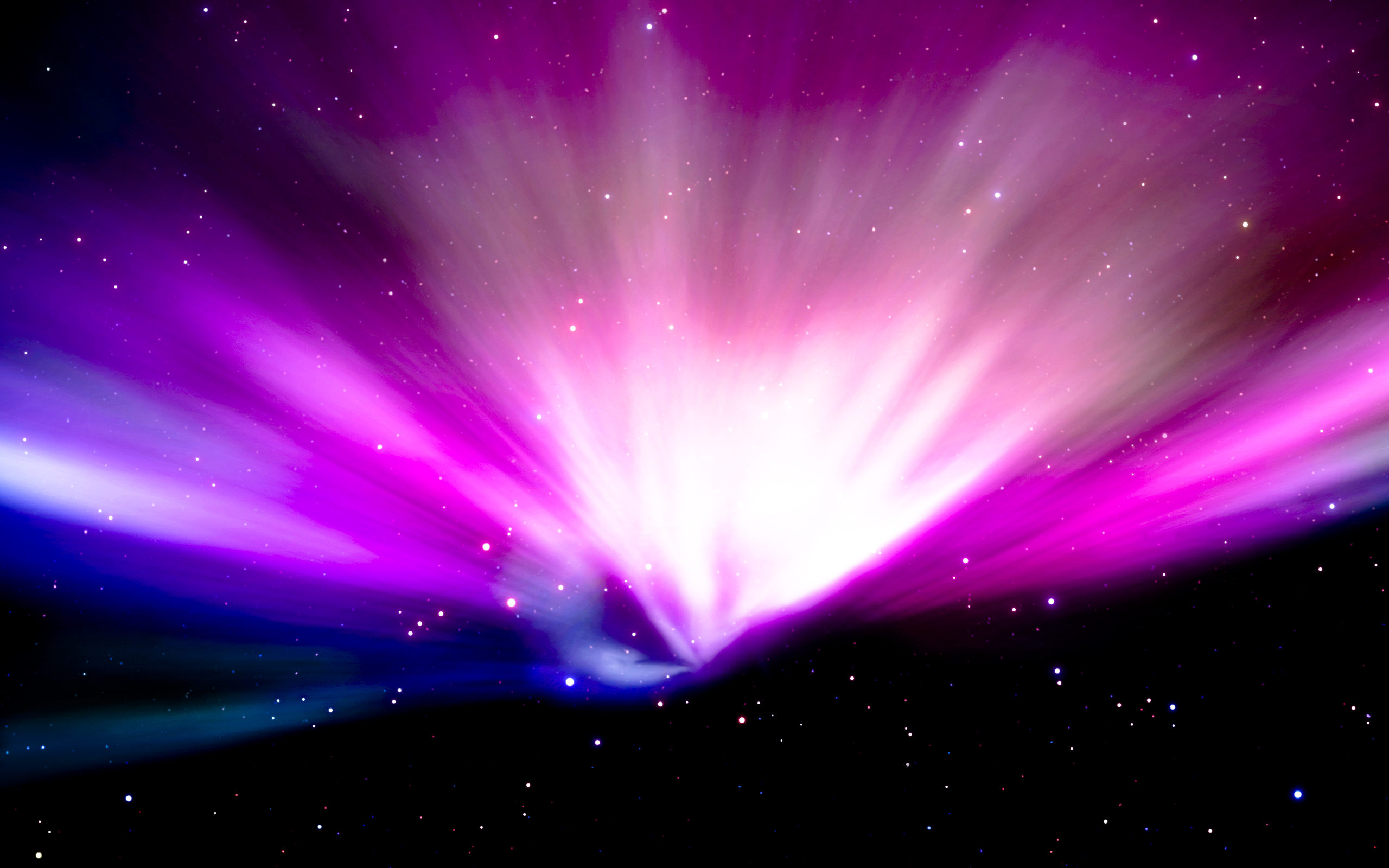Mac Awesome Aurora Wallpapers