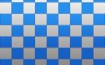 squares blue