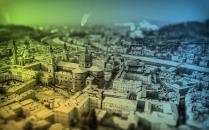Cityscape wallpaper 1920x1200