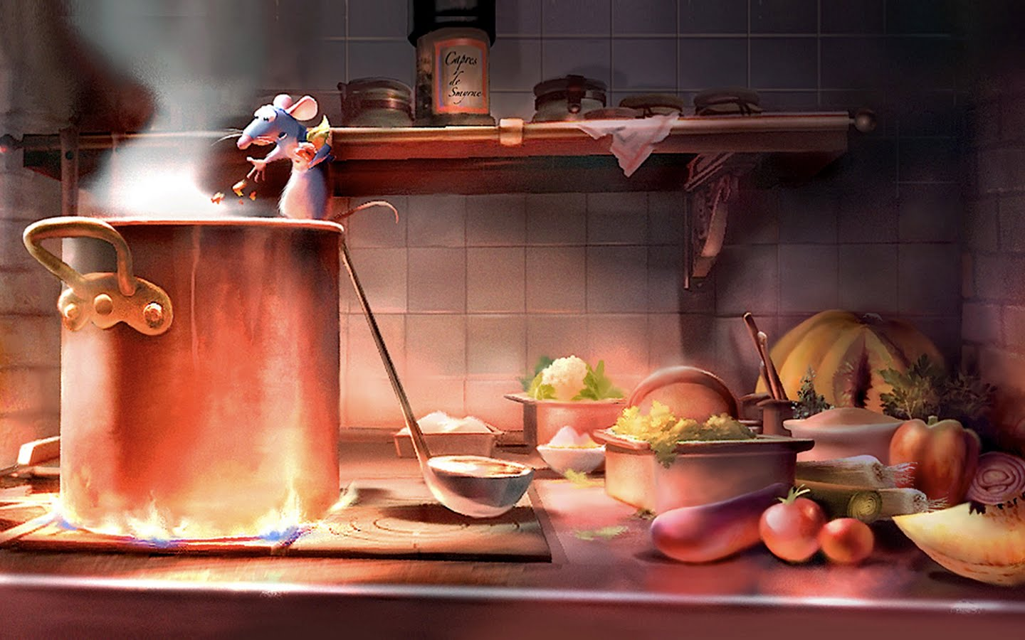 Pixar « Awesome Wallpapers