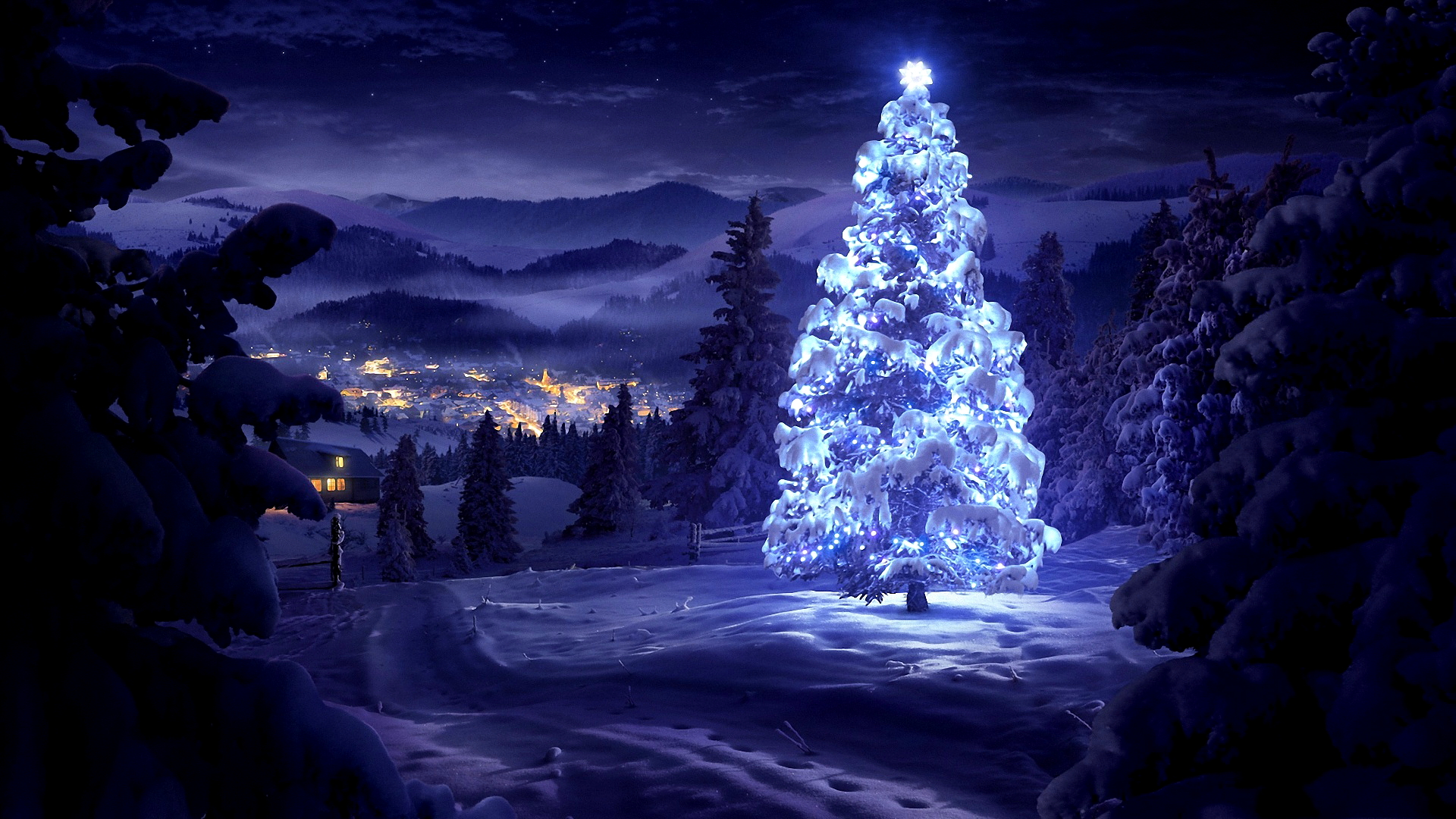 Christmas Wallpaper Set 2 « Awesome Wallpapers