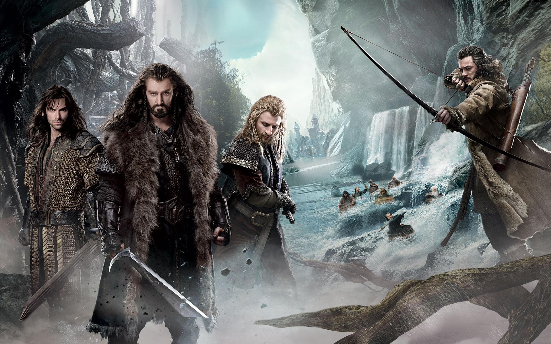 The Hobbit Desolation Of Smaug Wallpapers Awesome