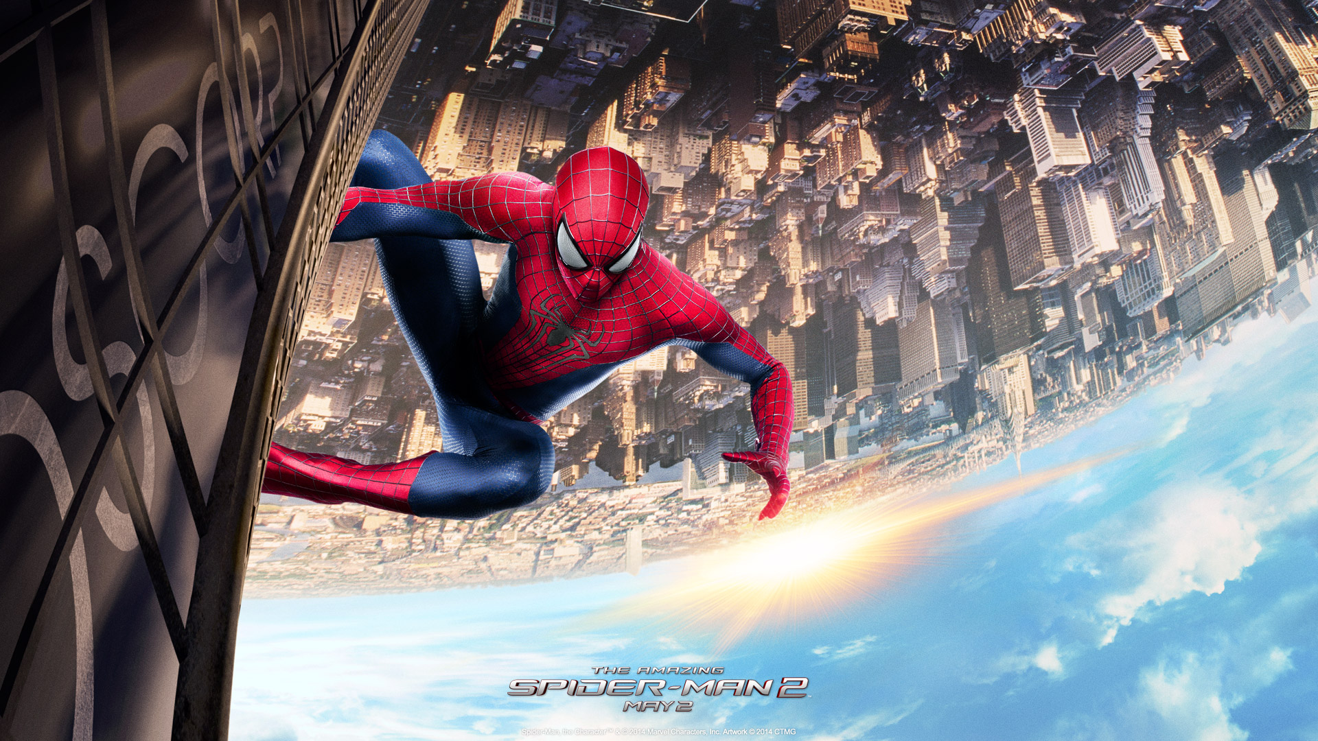 Game Of Spider Man Hd Wallpaper: Spiderman « Awesome Wallpapers