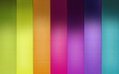 rainbow wall 2