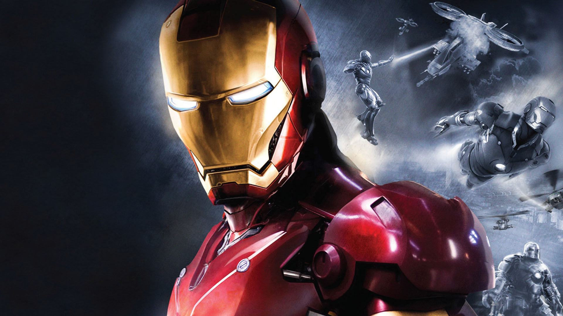 iron man « awesome wallpapers