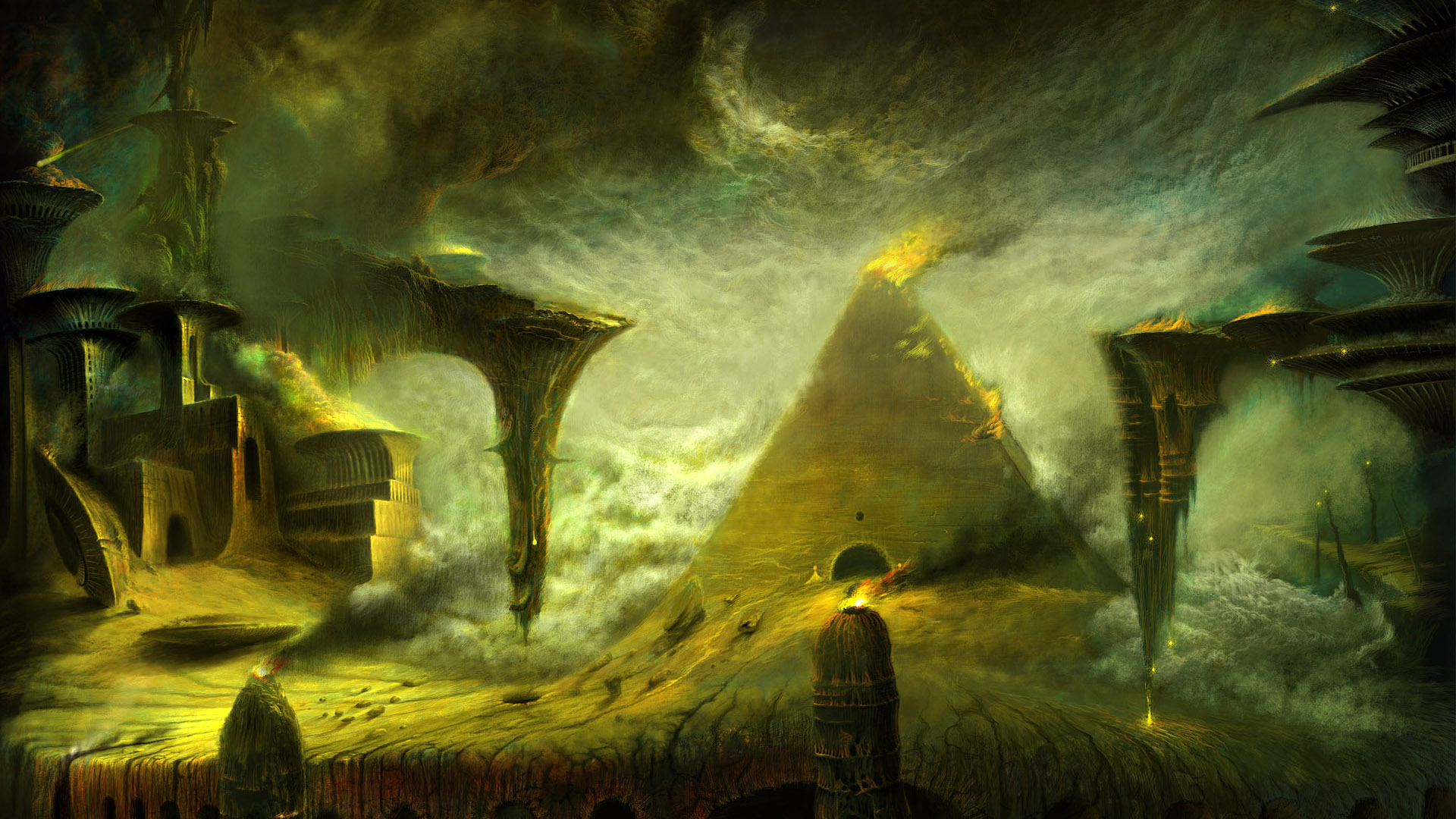 40 Hd Fantasy Ipad Wallpapers: Awesome Wallpapers