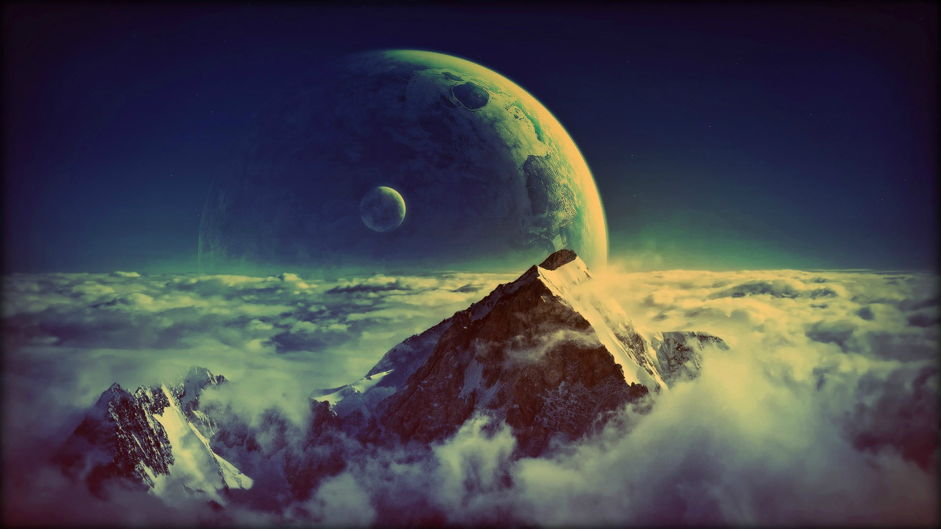 Space fantasy wallpaper set 86 awesome wallpapers for Photo ecran w10