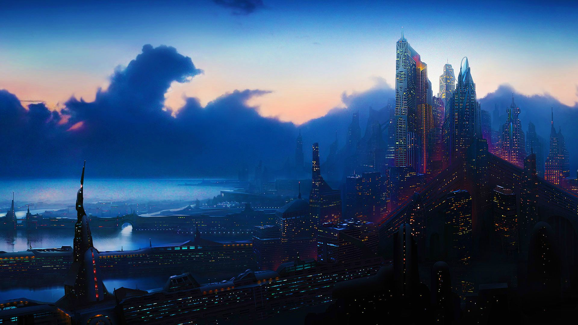 Space Fantasy Wallpaper Set 89 Awesome Wallpapers