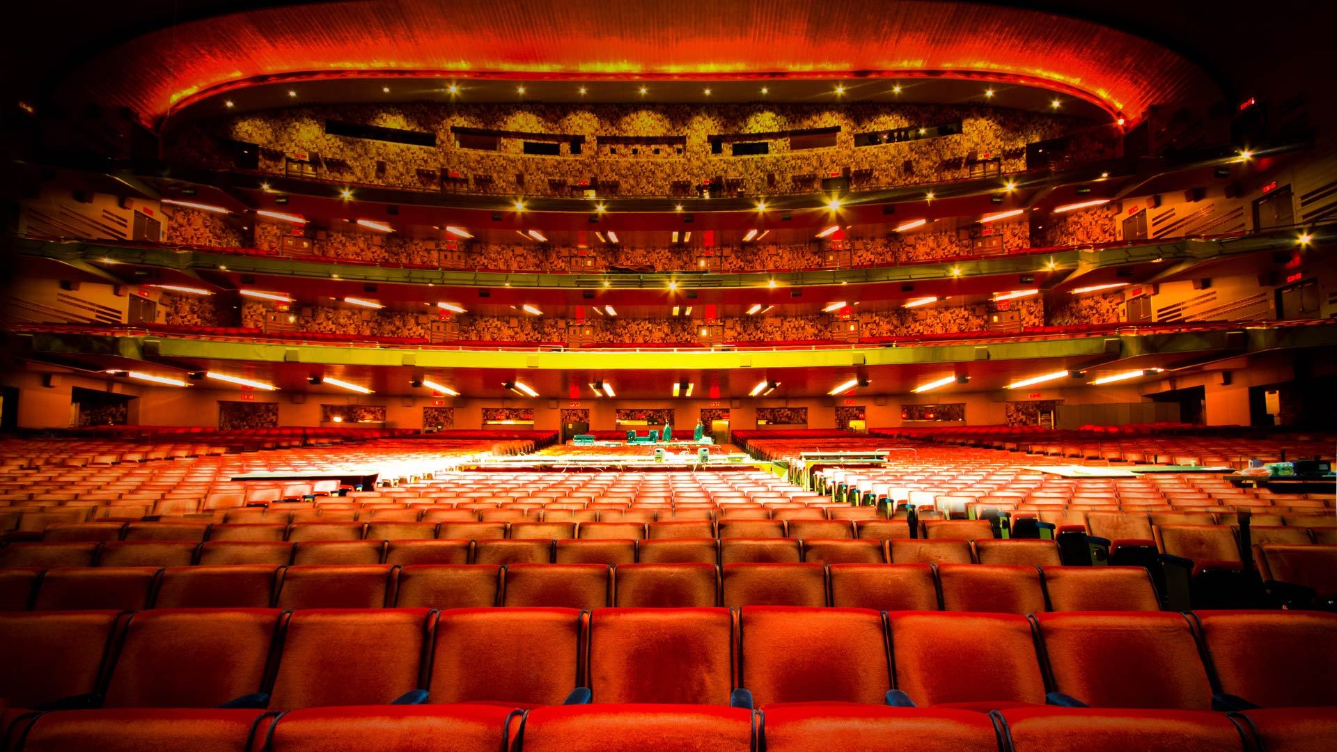 Radio City Hall Nyc Address