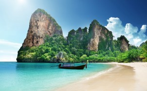 Thailand Beach - 2880x1800 (Large)