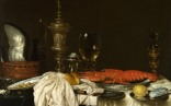 Full title: Still Life with a Lobster Artist: Willem Claesz. Heda Date made: 1650-9 Source: http://www.nationalgalleryimages.co.uk/ Contact: picture.library@nationalgallery.co.uk Copyright (C) The National Gallery, London