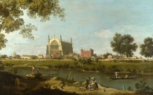 Full title: Eton College Artist: Canaletto Date made: about 1754 Source: http://www.nationalgalleryimages.co.uk/ Contact: picture.library@nationalgallery.co.uk Copyright (C) The National Gallery, London
