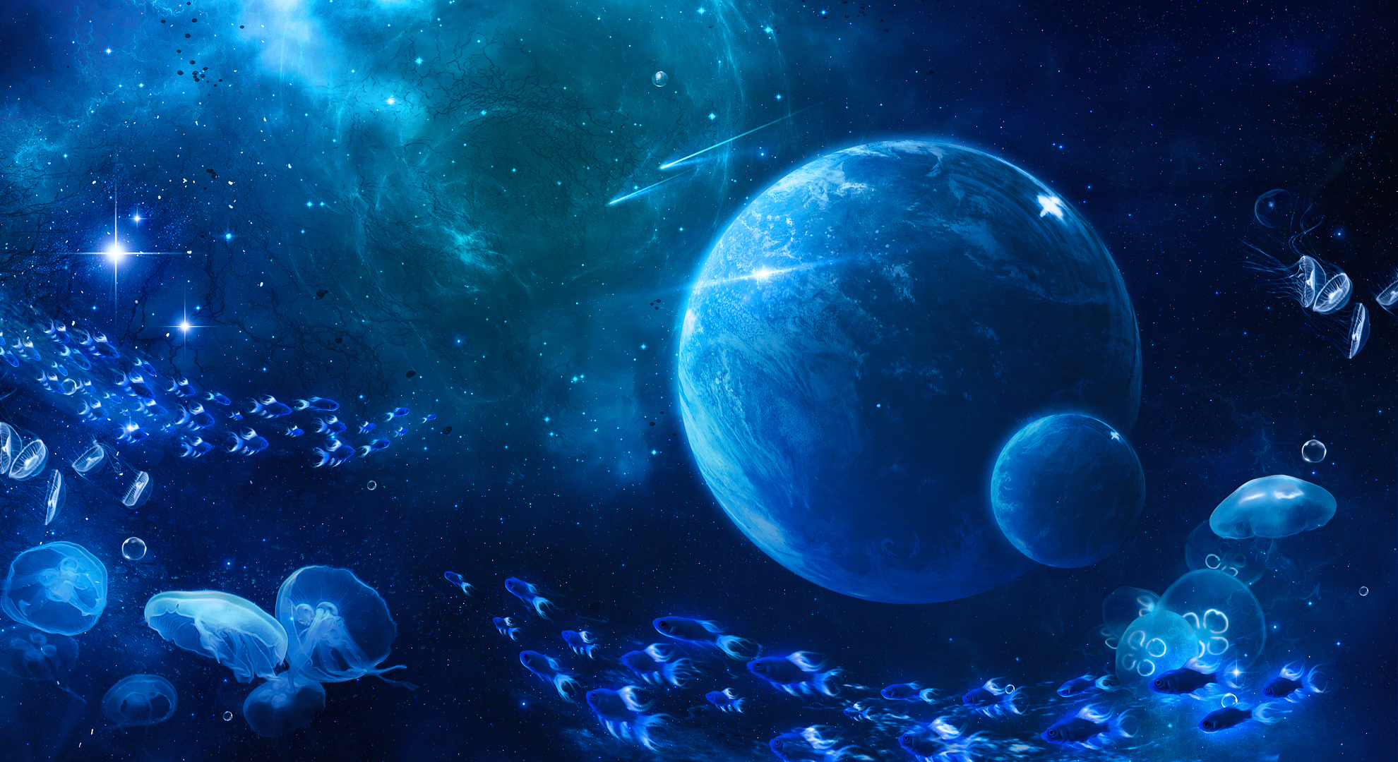 Space fantasy awesome wallpapers for Space space