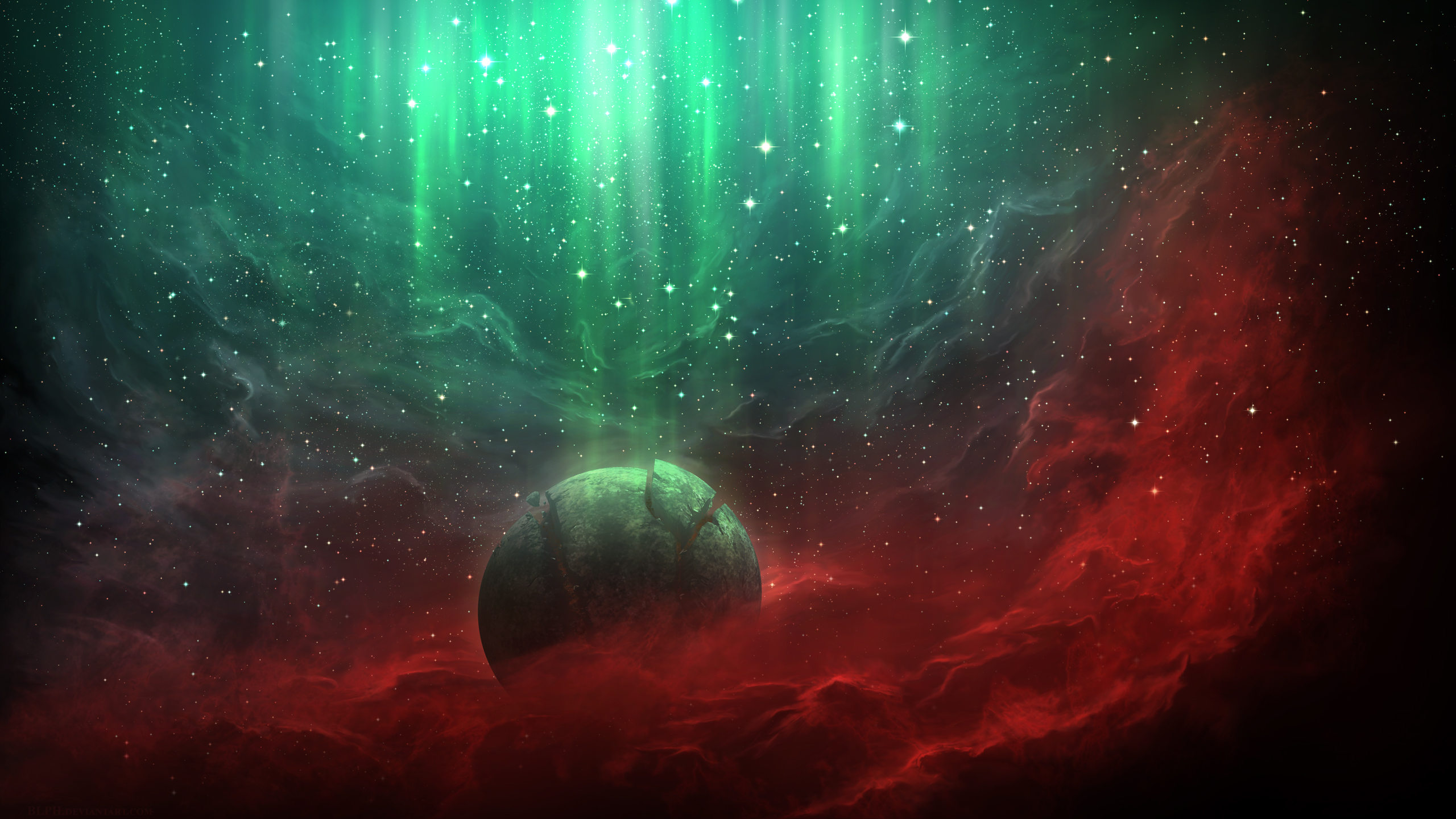 Space fantasy awesome wallpapers - Epic wallpapers 2560x1440 ...