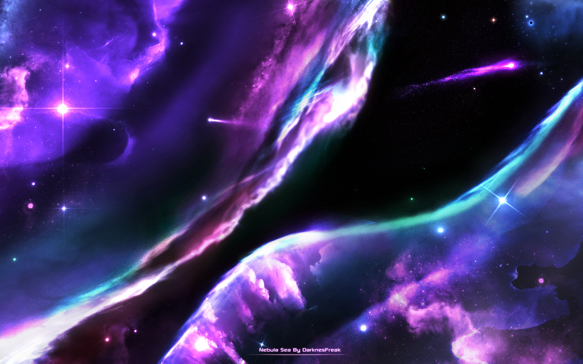 SpaceFantasy Awesome Wallpapers