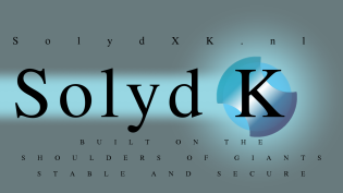 Solyd K - Walls - Logo, Slogan n Address Black Text - Ordinary Background_ Redraw