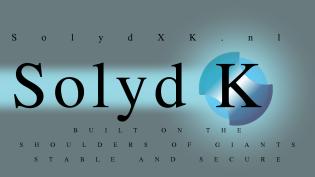 Solyd K - Walls - Logo, Slogan n Address Black Text - Ordinary Background_ Redraw