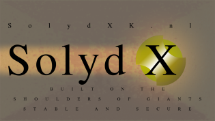 Solyd X - Walls - Logo, Slogan n Address Black Text - Heal Background_ Redraw