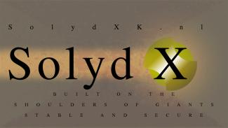 Solyd X - Walls - Logo, Slogan n Address Black Text - Heal Background_ Redraw