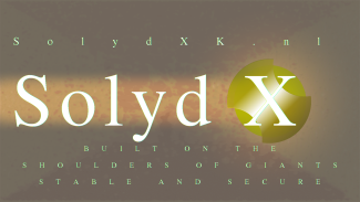 Solyd X - Walls - Logo, Slogan n Address White Text - Heal Backgrounds_ Redraw