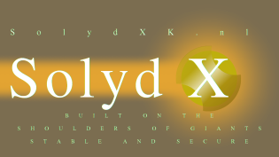 Solyd X - Walls - Logo, Slogan n Address White Text - Ordinary Backgrounds_ Redraw